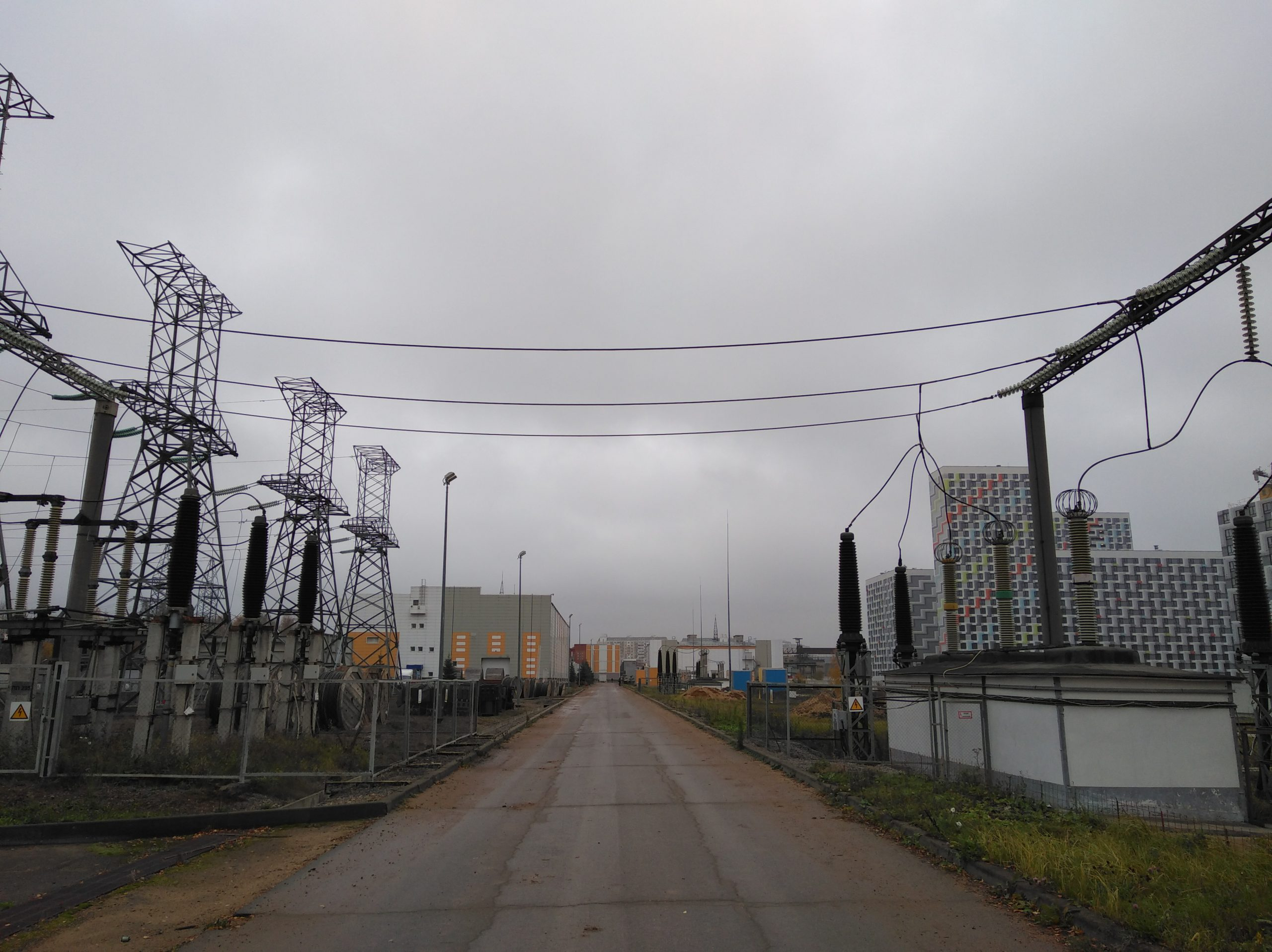Substation No. 505 Beskudnikovo 500 kV (the customer: Centre for Engineering & Construction Management AO (JSC)), was launched into operation