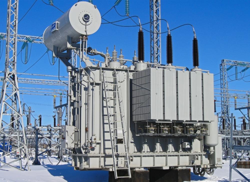 """Budowa SS 220 kV """"Naldinskaya"""" realizuje dostawę wyposażenia stacji elektroenergetycznej,"""