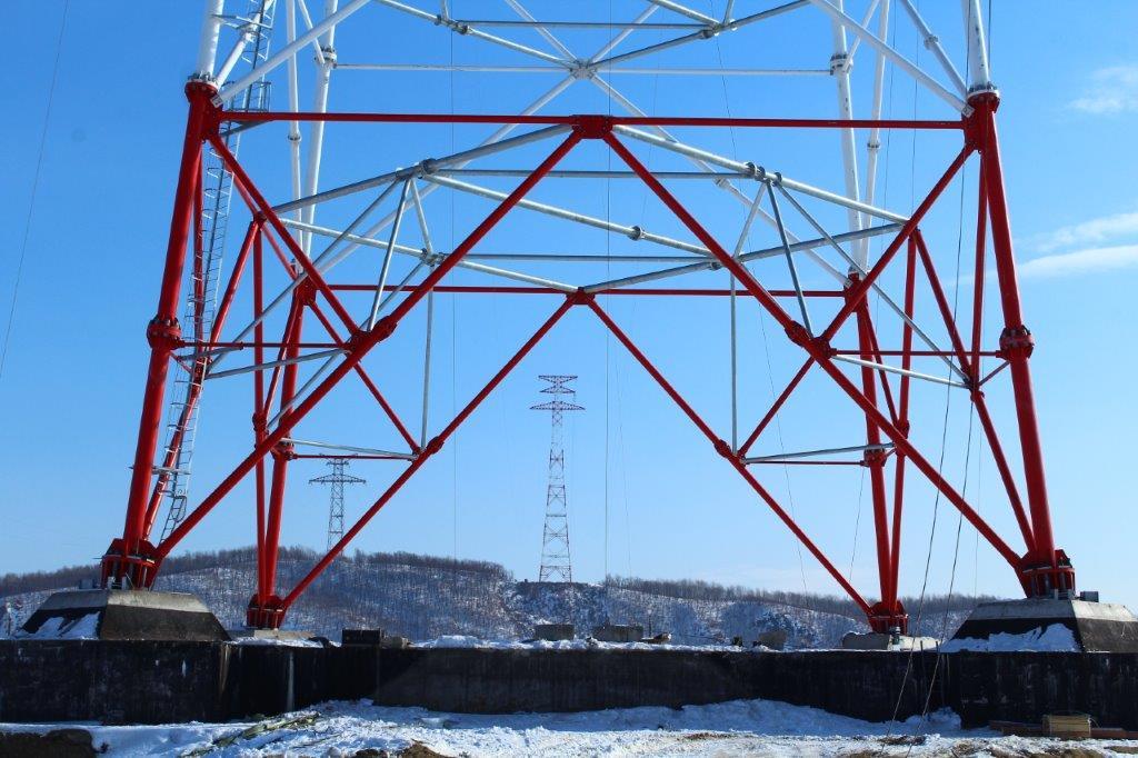 Строительство ВЛ 220 кВ «Селихино-Ванино» для нужд ПАО «ФСК ЕЭС» - МЭС Востока