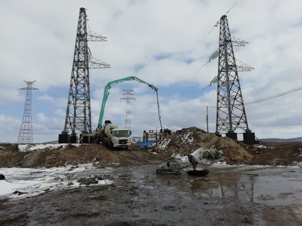 Поставка материалов для строительства объекта «ЛЭП 110 кВ в процессе выполнения работ по присоединению ПС 110 кВ Каменской ВЭС и Сулинской ВЭС к электрическим сетям»