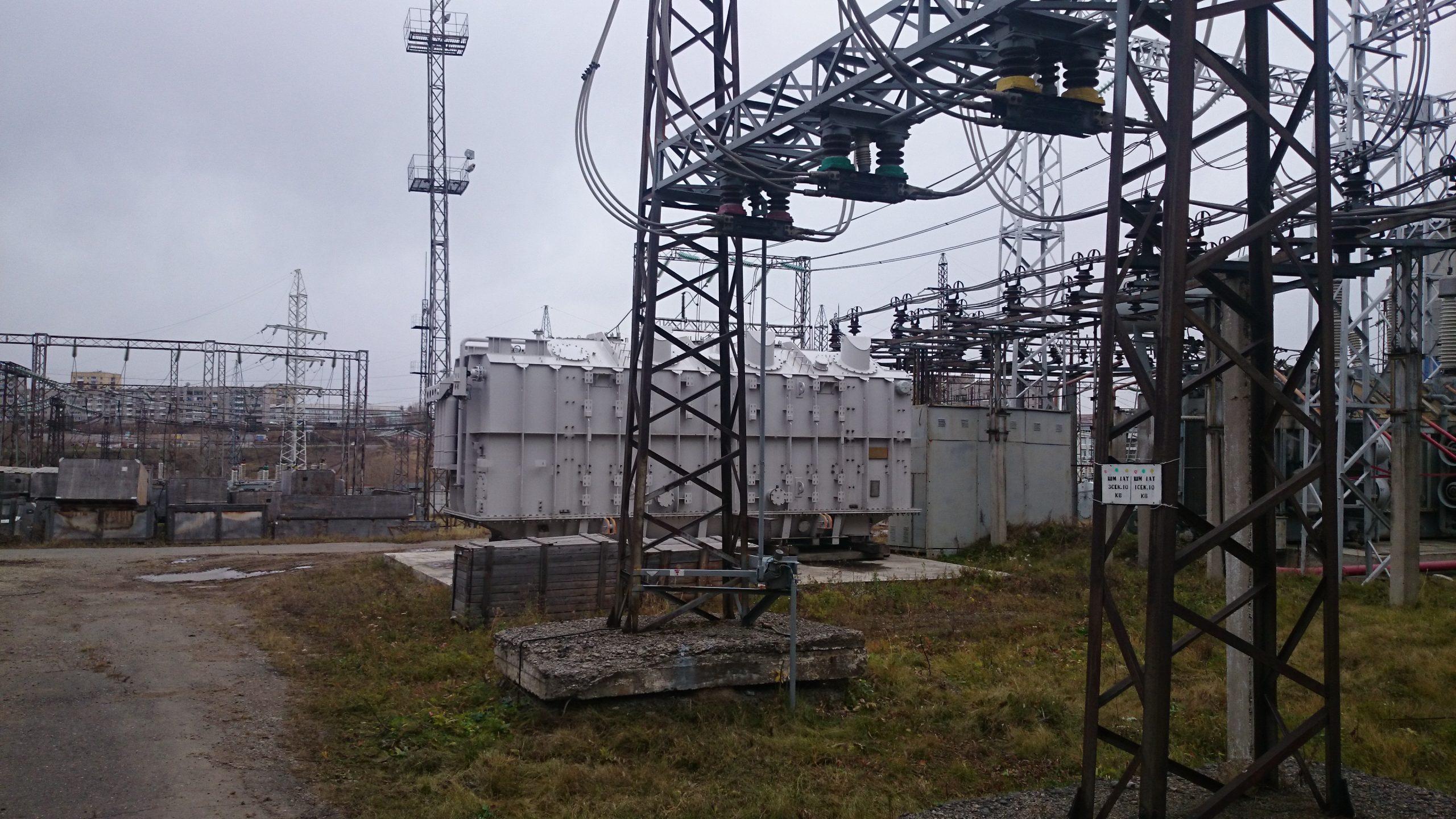 Электрофикация железных дорог Узбекистана: Строительство тяговых подстанций ПС «Разъезд № 4» и ПС 220 кВ «Сардала»