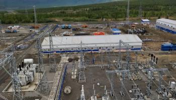 Строительство ПС 110/35/10 кВ «ЦСП-Север» на Новопортовском НГМК для нужд ООО «Газпромнефть-Ямал»