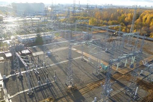 Компания «Энергокомплект» обеспечит поставки для модернизации подстанции 220 кВ «Калининская»
