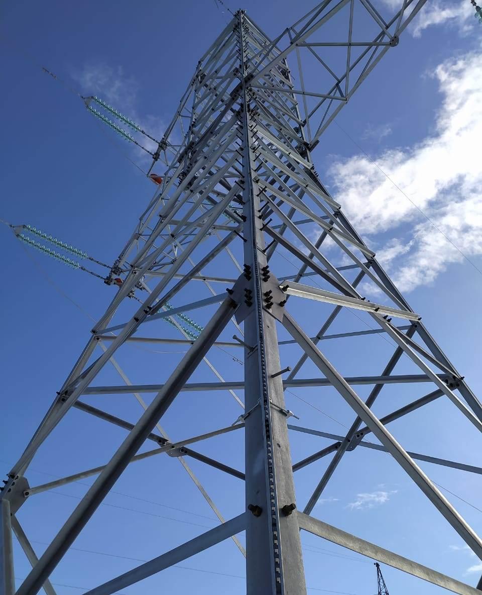 ООО «Энергокомплект» продолжает поставку материалов для выполнения комплекса работ по строительству второй ВЛ «Минусинская опорная – Камала-1»